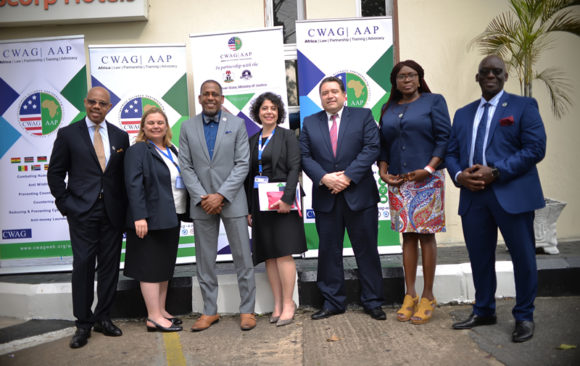 Symposium on Investigation and Prosecution of Transnational Crimes – Wildlife Trafficking, Calabar, Nigeria.