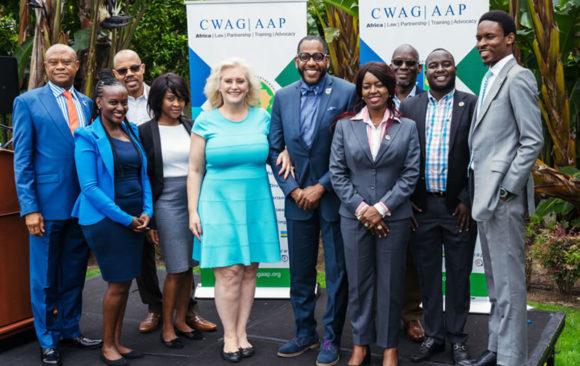 AGA AAP At The AGA Annual  Meeting, Santa Barbara, Carlifonia.