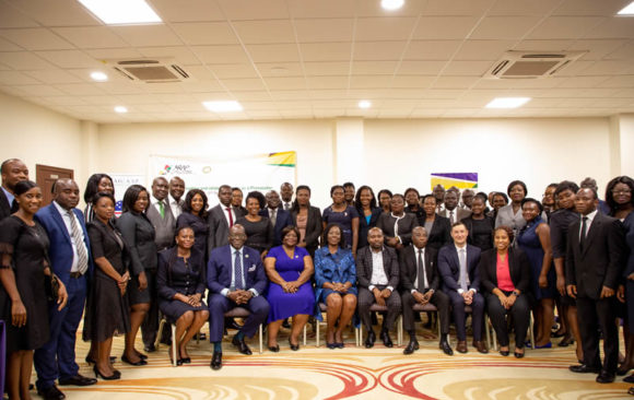 AGA AAP Participates At The Annual Update Training  For State Attorneys Ho, Ghana